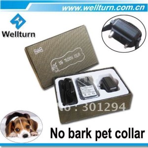 Small-medium-Rechargeable-Anti-bark-control-dog-training-collar-adjust-sensibility-WT704B-